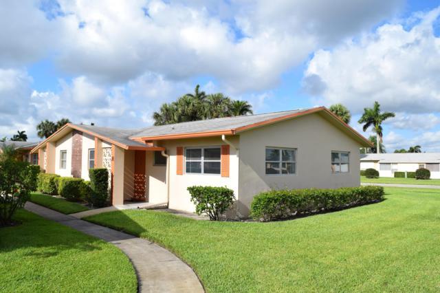 2667 Dudley Drive E H, West Palm Beach, FL 33415 (MLS #RX-10529924) :: EWM Realty International