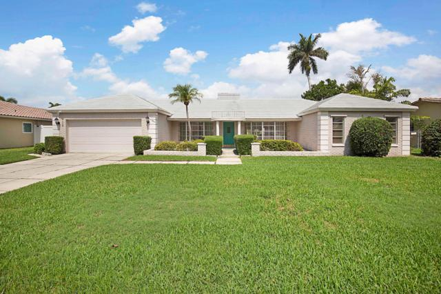 4261 NE 23rd Terrace, Lighthouse Point, FL 33064 (MLS #RX-10529956) :: EWM Realty International