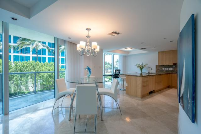 1200 Holiday Drive #108, Fort Lauderdale, FL 33316 (MLS #RX-10529960) :: The Paiz Group