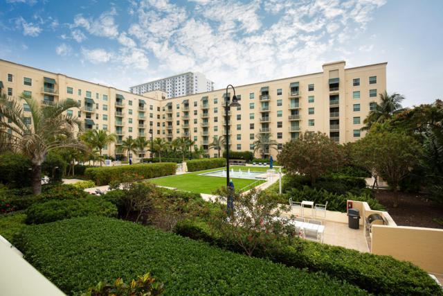 610 Clematis Street #301, West Palm Beach, FL 33401 (MLS #RX-10530171) :: Berkshire Hathaway HomeServices EWM Realty