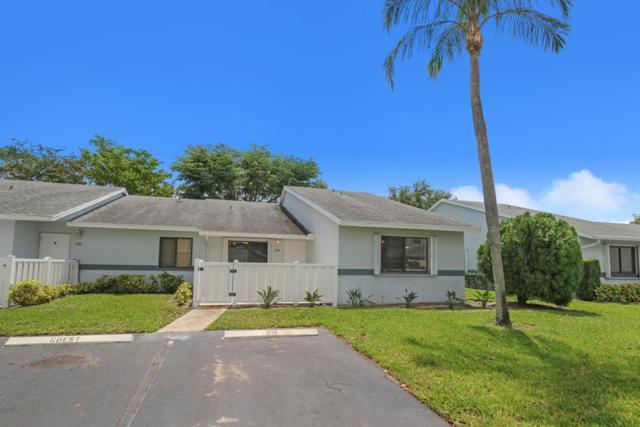 2641 Gately Drive W #206, West Palm Beach, FL 33415 (MLS #RX-10530220) :: EWM Realty International