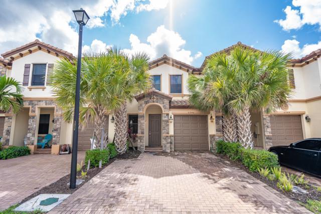 6946 Halton Park Lane, Coconut Creek, FL 33073 (MLS #RX-10530481) :: Berkshire Hathaway HomeServices EWM Realty