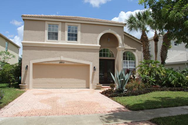 2035 Reston Circle, Royal Palm Beach, FL 33411 (MLS #RX-10530795) :: Berkshire Hathaway HomeServices EWM Realty
