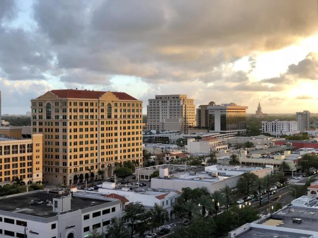 10 Aragon Avenue #1219, Coral Gables, FL 33134 (MLS #RX-10530840) :: Best Florida Houses of RE/MAX