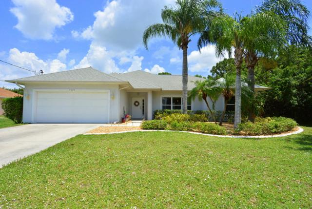 5022 NW Rugby Drive, Port Saint Lucie, FL 34983 (#RX-10530896) :: Weichert, Realtors® - True Quality Service