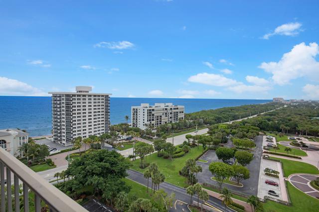 2121 N Ocean Boulevard 1603E, Boca Raton, FL 33431 (MLS #RX-10531053) :: Berkshire Hathaway HomeServices EWM Realty