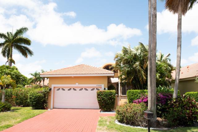 17229 Hampton Boulevard, Boca Raton, FL 33496 (#RX-10531179) :: The Reynolds Team/Treasure Coast Sotheby's International Realty
