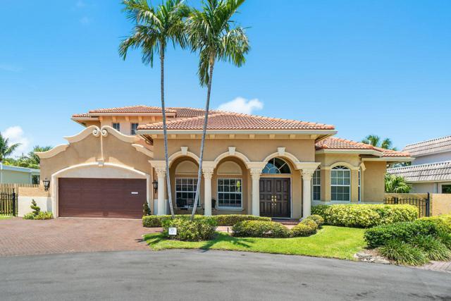 681 NE 30th Place, Boca Raton, FL 33431 (#RX-10531346) :: Ryan Jennings Group