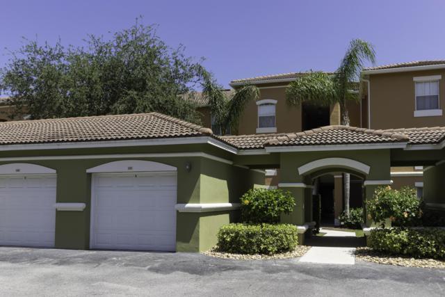 5080 Fairways Circle G305, Vero Beach, FL 32967 (#RX-10531436) :: Ryan Jennings Group