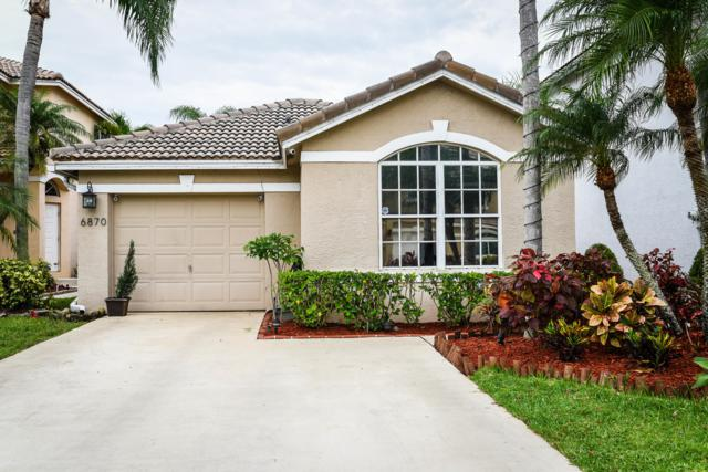 6870 Sugarloaf Key Street, Lake Worth, FL 33467 (MLS #RX-10531485) :: Berkshire Hathaway HomeServices EWM Realty