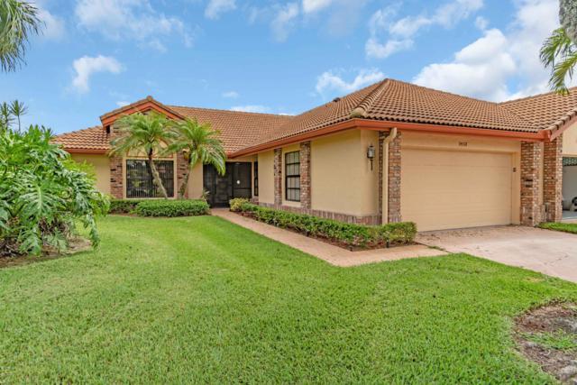 8468 Heather Place, Boynton Beach, FL 33472 (MLS #RX-10531490) :: Berkshire Hathaway HomeServices EWM Realty
