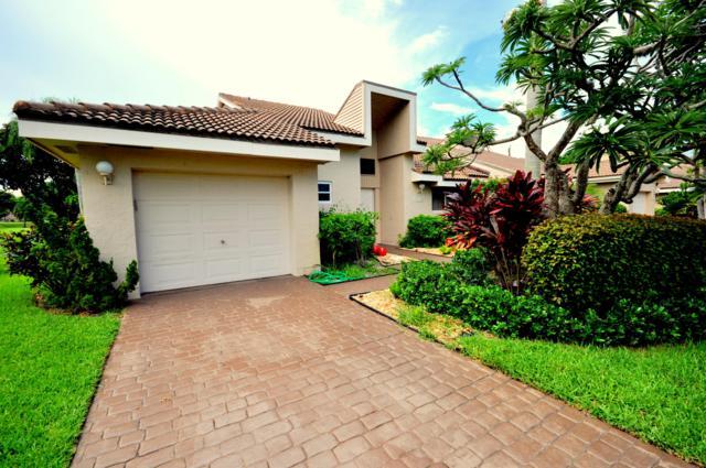 6943 Fountains Circle, Lake Worth, FL 33467 (MLS #RX-10531508) :: Berkshire Hathaway HomeServices EWM Realty