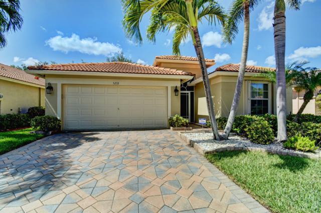5233 Palazzo Place Place, Boynton Beach, FL 33437 (MLS #RX-10531550) :: EWM Realty International