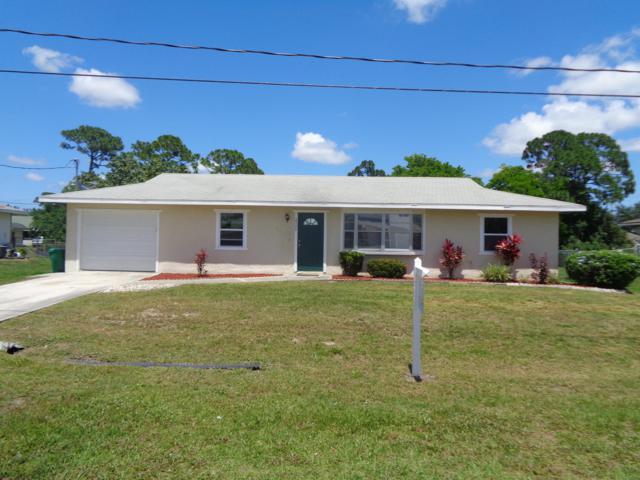 2349 SW Cooper Lane, Port Saint Lucie, FL 34953 (#RX-10531654) :: Weichert, Realtors® - True Quality Service