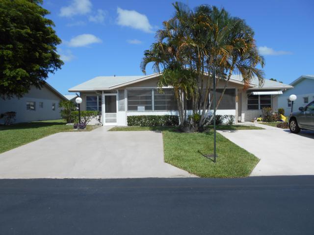 3464 Rossi Court, West Palm Beach, FL 33417 (MLS #RX-10531743) :: Berkshire Hathaway HomeServices EWM Realty
