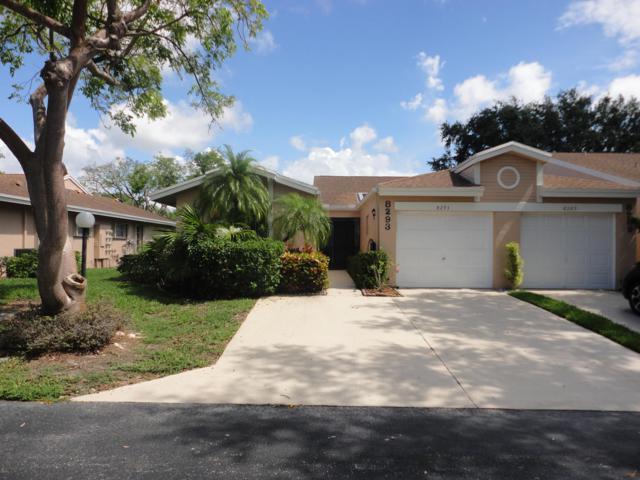 8293 Springtree Road A, Boca Raton, FL 33496 (MLS #RX-10531745) :: EWM Realty International
