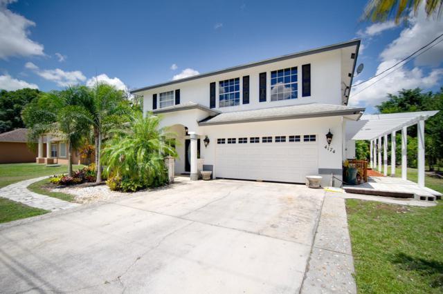 4174 SW Belshaw Street, Port Saint Lucie, FL 34953 (#RX-10531765) :: Weichert, Realtors® - True Quality Service