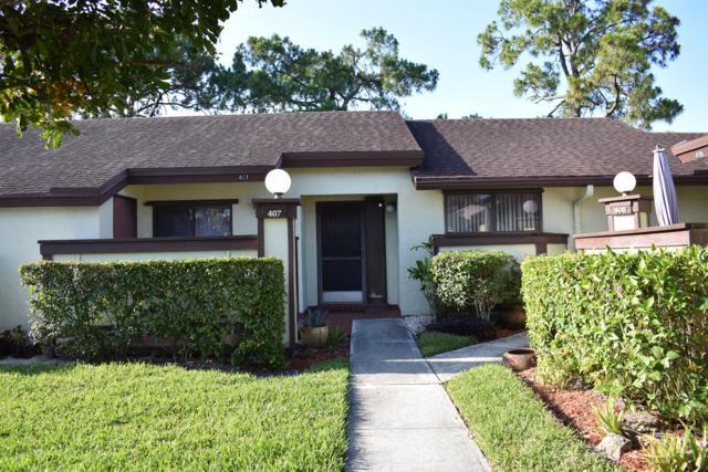 407 Northgate Court, Royal Palm Beach, FL 33411 (MLS #RX-10531768) :: Berkshire Hathaway HomeServices EWM Realty
