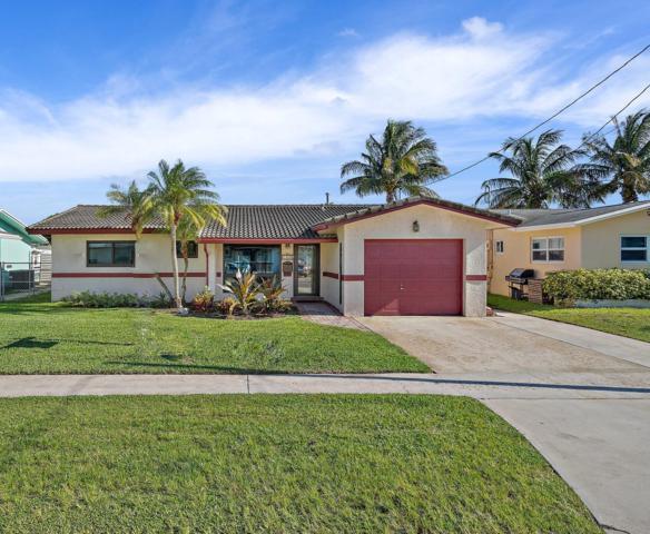 1409 Nautilus Isle(s), Dania Beach, FL 33004 (MLS #RX-10531877) :: Castelli Real Estate Services