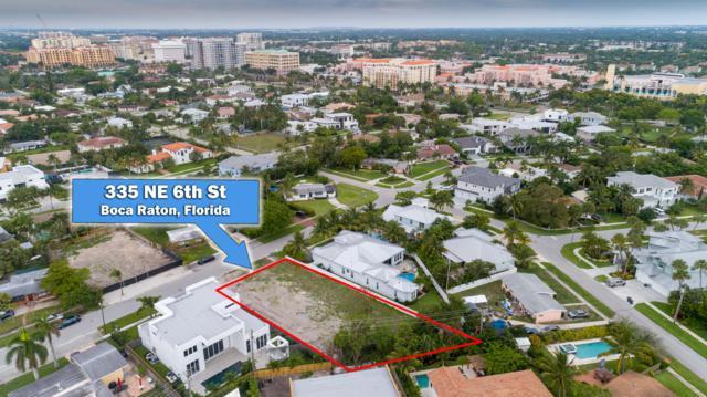 335 NE 6th Street NE, Boca Raton, FL 33432 (#RX-10531888) :: Ryan Jennings Group