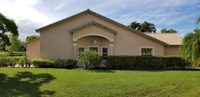 10513 Pelican Drive, Wellington, FL 33414 (MLS #RX-10531908) :: EWM Realty International