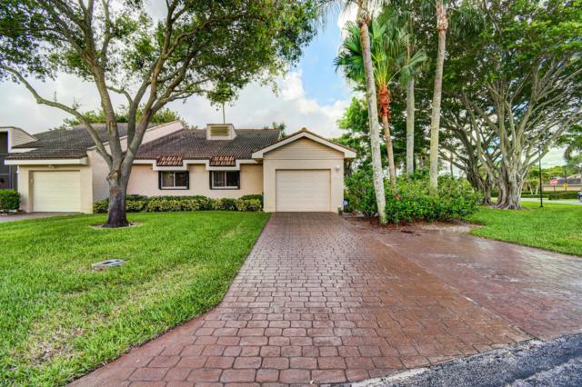 6947 Fountains Circle #6947, Lake Worth, FL 33467 (MLS #RX-10532131) :: Berkshire Hathaway HomeServices EWM Realty