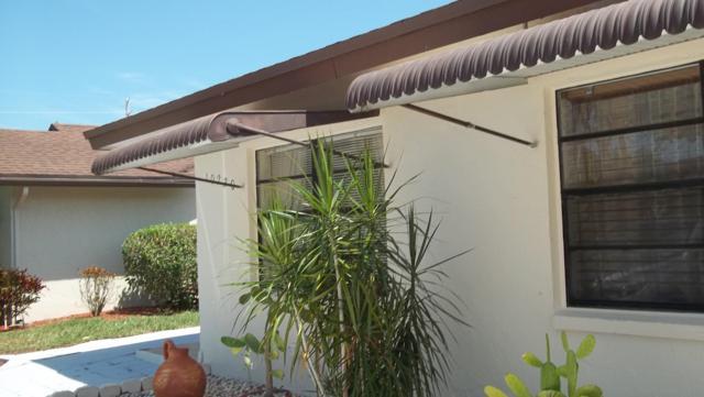 10230 Pine Drive, Boynton Beach, FL 33437 (MLS #RX-10532150) :: Berkshire Hathaway HomeServices EWM Realty