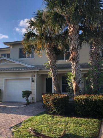 2546 Creekside Drive, Fort Pierce, FL 34981 (MLS #RX-10532170) :: Castelli Real Estate Services