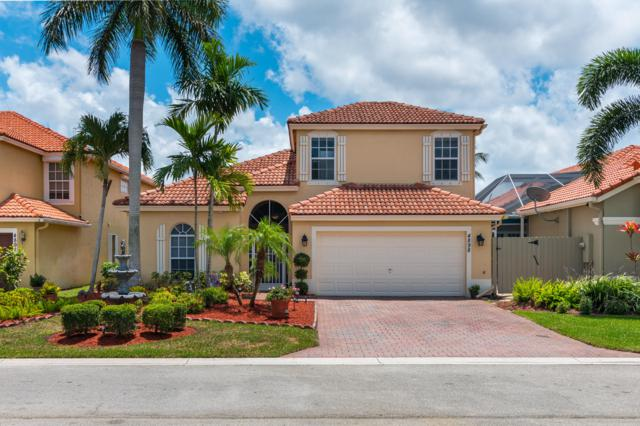 4898 Gateway Gardens Drive, Boynton Beach, FL 33436 (MLS #RX-10532177) :: Castelli Real Estate Services