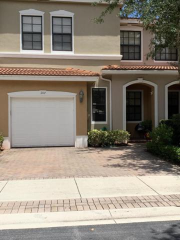 207 W Chrystie Circle, Delray Beach, FL 33484 (MLS #RX-10532187) :: Berkshire Hathaway HomeServices EWM Realty