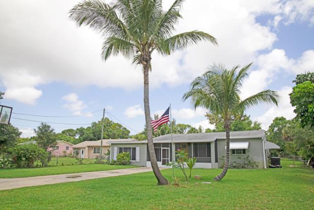 4665 Evans Lane, West Palm Beach, FL 33415 (MLS #RX-10532285) :: Castelli Real Estate Services