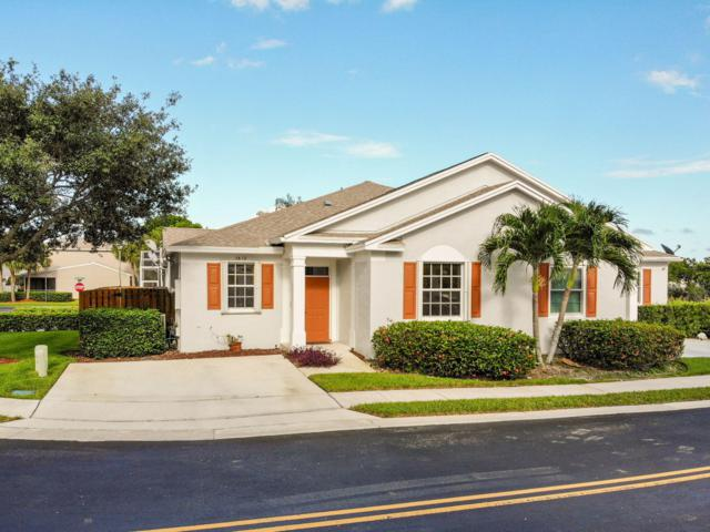 5812 Kelsey Lane, Tamarac, FL 33321 (MLS #RX-10532363) :: Berkshire Hathaway HomeServices EWM Realty