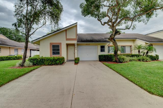 8665 Flamingo Drive C, Boca Raton, FL 33496 (MLS #RX-10532387) :: Castelli Real Estate Services