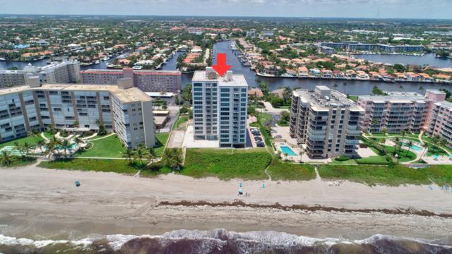 3015 S Ocean Boulevard #1103, Highland Beach, FL 33487 (MLS #RX-10532415) :: Castelli Real Estate Services