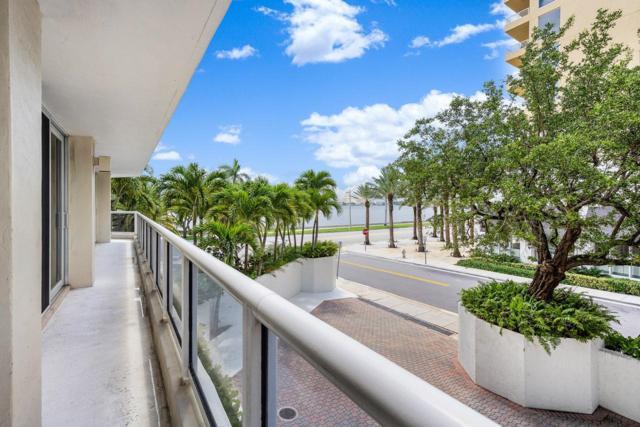 1617 N Flagler Drive 2A, West Palm Beach, FL 33407 (MLS #RX-10532503) :: Berkshire Hathaway HomeServices EWM Realty