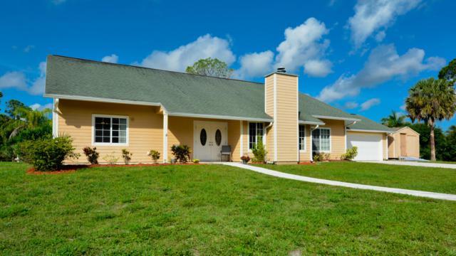 6458 SW Travers Street, Palm City, FL 34990 (#RX-10532512) :: Ryan Jennings Group
