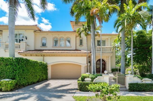 256 Everglade Avenue, Palm Beach, FL 33480 (MLS #RX-10532591) :: Berkshire Hathaway HomeServices EWM Realty