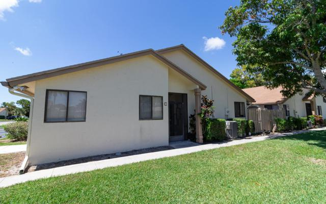 1330 NW 29th Avenue C, Delray Beach, FL 33445 (MLS #RX-10532663) :: Berkshire Hathaway HomeServices EWM Realty