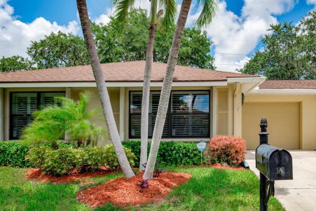 9795 Tabebuia Tree Drive A, Boynton Beach, FL 33436 (MLS #RX-10532681) :: Berkshire Hathaway HomeServices EWM Realty