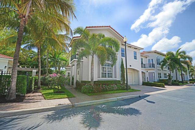 1855 Highland Grove Drive, Delray Beach, FL 33445 (MLS #RX-10532780) :: EWM Realty International