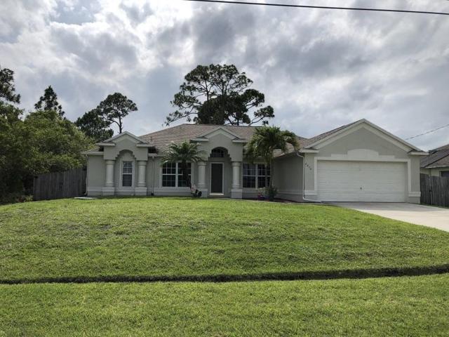 4256 SW Oblique Street, Port Saint Lucie, FL 34953 (#RX-10532990) :: The Reynolds Team/Treasure Coast Sotheby's International Realty