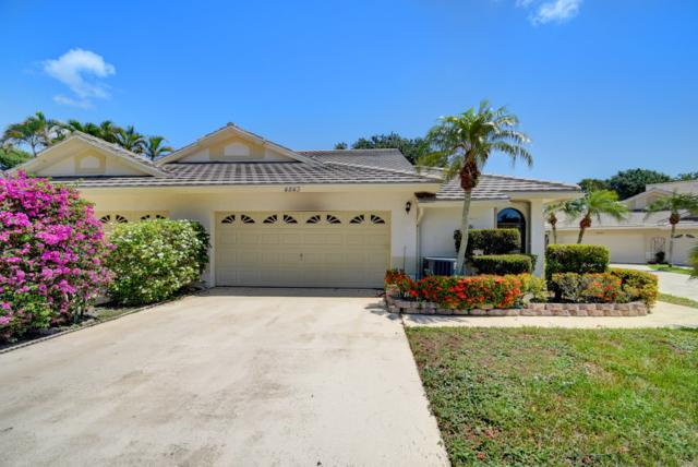 4843 Brighton Lakes Boulevard, Boynton Beach, FL 33436 (MLS #RX-10533109) :: Berkshire Hathaway HomeServices EWM Realty