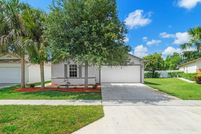 6036 Azalea Circle, West Palm Beach, FL 33415 (MLS #RX-10533128) :: The Edge Group at Keller Williams