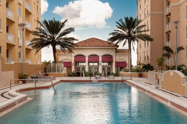 255 Evernia Street #802, West Palm Beach, FL 33401 (MLS #RX-10533141) :: The Edge Group at Keller Williams