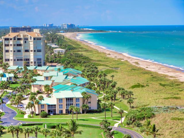 2400 S Ocean Drive #412, Fort Pierce, FL 34949 (#RX-10533146) :: Weichert, Realtors® - True Quality Service