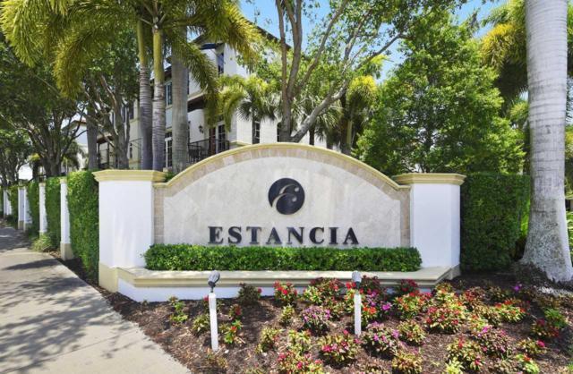 820 Virginia Garden Drive #820, Boynton Beach, FL 33435 (MLS #RX-10533163) :: EWM Realty International