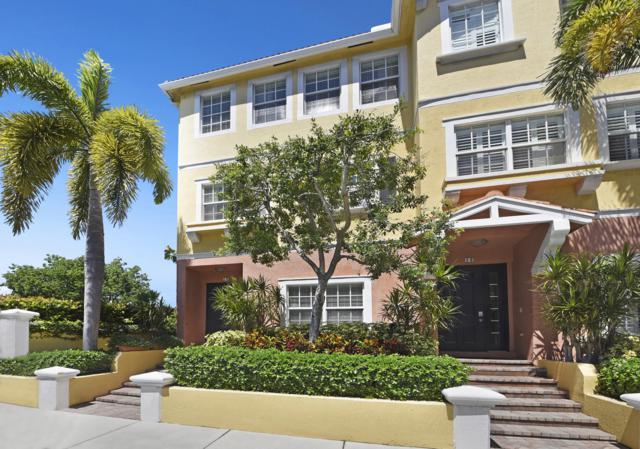 290 NE 5th Avenue #13, Delray Beach, FL 33483 (#RX-10533189) :: Weichert, Realtors® - True Quality Service