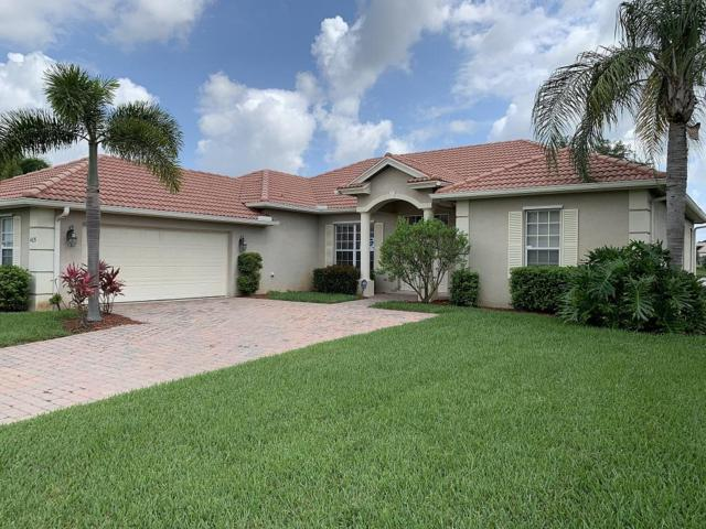 405 NW Dover Court, Port Saint Lucie, FL 34983 (#RX-10533341) :: The Reynolds Team/Treasure Coast Sotheby's International Realty