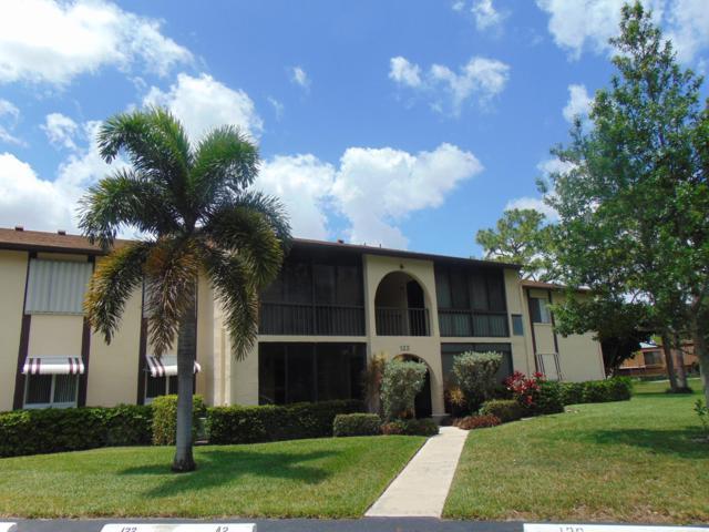 122 Lake Pine Circle A-1, Greenacres, FL 33463 (#RX-10533360) :: Weichert, Realtors® - True Quality Service