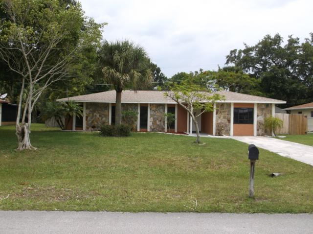 7508 Kenwood Road, Fort Pierce, FL 34951 (MLS #RX-10533395) :: EWM Realty International